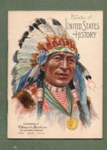 1914 Coffee co. give-away booklet American history, Native American etc